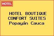HOTEL BOUTIQUE CONFORT SUITES Popayán Cauca