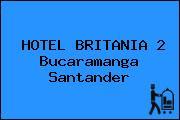 HOTEL BRITANIA 2 Bucaramanga Santander