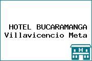 HOTEL BUCARAMANGA Villavicencio Meta