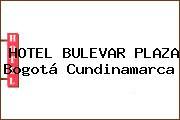 HOTEL BULEVAR PLAZA Bogotá Cundinamarca