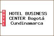 HOTEL BUSINESS CENTER Bogotá Cundinamarca