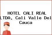 HOTEL CALI REAL LTDA. Cali Valle Del Cauca