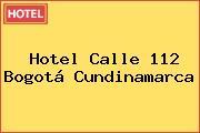 Hotel Calle 112 Bogotá Cundinamarca