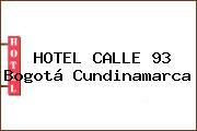 HOTEL CALLE 93 Bogotá Cundinamarca