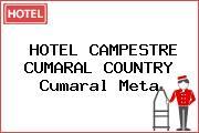 HOTEL CAMPESTRE CUMARAL COUNTRY Cumaral Meta