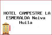 HOTEL CAMPESTRE LA ESMERALDA Neiva Huila