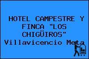 HOTEL CAMPESTRE Y FINCA