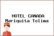 HOTEL CANADA Mariquita Tolima