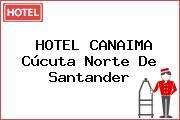HOTEL CANAIMA Cúcuta Norte De Santander
