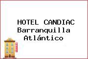 HOTEL CANDIAC Barranquilla Atlántico