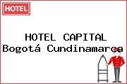 HOTEL CAPITAL Bogotá Cundinamarca