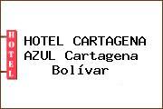 HOTEL CARTAGENA AZUL Cartagena Bolívar