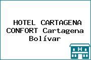 HOTEL CARTAGENA CONFORT Cartagena Bolívar