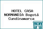 HOTEL CASA NORMANDIA Bogotá Cundinamarca
