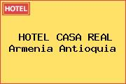 HOTEL CASA REAL Armenia Antioquia