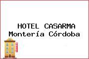 HOTEL CASARMA Montería Córdoba