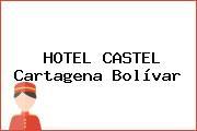 HOTEL CASTEL Cartagena Bolívar