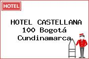 HOTEL CASTELLANA 100 Bogotá Cundinamarca