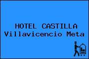 HOTEL CASTILLA Villavicencio Meta