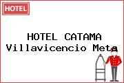 HOTEL CATAMA Villavicencio Meta