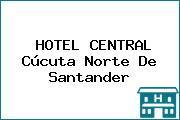HOTEL CENTRAL Cúcuta Norte De Santander