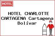 HOTEL CHARLOTTE CARTAGENA Cartagena Bolívar