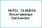 HOTEL CLAUDIA Bucaramanga Santander