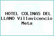HOTEL COLINAS DEL LLANO Villavicencio Meta