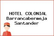 HOTEL COLONIAL Barrancabermeja Santander