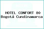 HOTEL CONFORT 80 Bogotá Cundinamarca