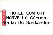 HOTEL CONFORT MARVELLA Cúcuta Norte De Santander