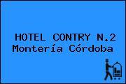 HOTEL CONTRY N.2 Montería Córdoba