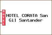 HOTEL CORATA San Gil Santander