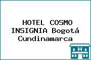 HOTEL COSMO INSIGNIA Bogotá Cundinamarca