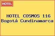 HOTEL COSMOS 116 Bogotá Cundinamarca