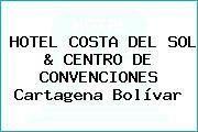 HOTEL COSTA DEL SOL & CENTRO DE CONVENCIONES Cartagena Bolívar