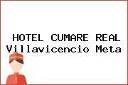 HOTEL CUMARE REAL Villavicencio Meta