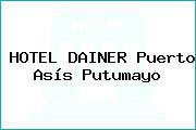 HOTEL DAINER Puerto Asís Putumayo