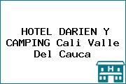 HOTEL DARIEN Y CAMPING Cali Valle Del Cauca