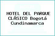 HOTEL DEL PARQUE CLÁSICO Bogotá Cundinamarca