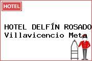 HOTEL DELFÍN ROSADO Villavicencio Meta