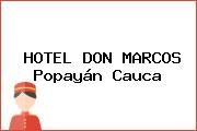 HOTEL DON MARCOS Popayán Cauca