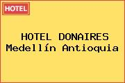 HOTEL DONAIRES Medellín Antioquia