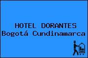 HOTEL DORANTES Bogotá Cundinamarca