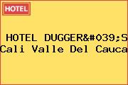 HOTEL DUGGER'S Cali Valle Del Cauca