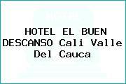 HOTEL EL BUEN DESCANSO Cali Valle Del Cauca
