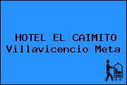 HOTEL EL CAIMITO Villavicencio Meta