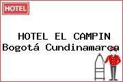 HOTEL EL CAMPIN Bogotá Cundinamarca
