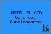 HOTEL EL CID Girardot Cundinamarca