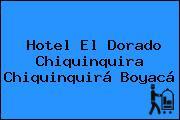 Hotel El Dorado Chiquinquira Chiquinquirá Boyacá